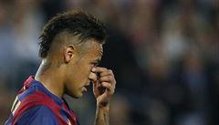 Neymar přiznal, že jednal o přestupu do United. Klub nakonec přivedl Martiala