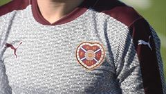 Z dluhů jim pomohli fanoušci. Skotští Hearts teď umístili jejich jména na dresy