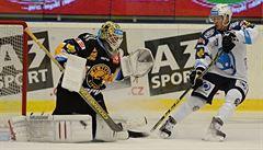Mistrovský Litvínov prohrál počtvrté v řadě, v Plzni přitom vedl o tři góly