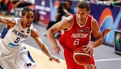 Chci žít v míru, říká palestinská hvězda, která táhne reprezentaci a sní o NBA