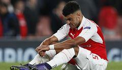 Liga mistrů: Arsenal zase prohrál, Čechův náhradník si dal vlastní gól
