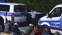 Radikálové v Německu se snaží působit na uprchlíky. U desítky se policie obává terorismu
