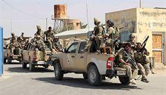Afgánská armáda zaútočila na hnutí Tálibán. Zemřely desítky lidí