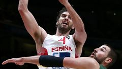 Eurobasket ovládli Španělé. Gasol a spol. přejeli ve finále Litvu