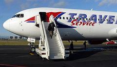 V Ruzyni nouzově přistálo letadlo, mělo problémy s přetlakováním kabiny