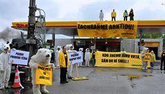 Aktivisté slaví. Shell končí s těžbou u Aljašky. Nebylo tam dost ropy