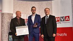 Adam Gebrian se stal architektem roku za propagaci architektury