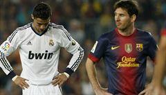Ronaldo má nad Messim navrch i gólově. V jednom týmu by si s ním ale prý rozuměl