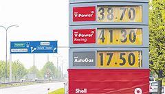 Pumpaři brojí proti Unipetrolu. Bojí se zvýšení cen benzinu