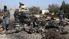 V Afghánistánu loni kvůli bojům zemřelo 3545 civilistů, tvrdí OSN