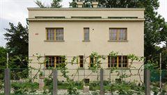 Funkcionalistická Rothmayerova vila: jako by majitelé právě odešli