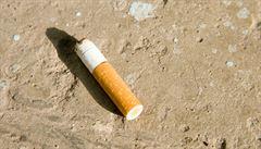 Vídeň trestá kuřáky. Za nedopalek zaplatíte tisíce
