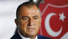 Chceme udělat radost tureckým lidem a v Česku uspět, vyhlašuje Terim