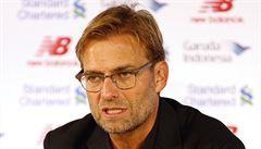Klopp se ujal Liverpoolu. Do čtyř let chci titul, vyhlásil smělý cíl