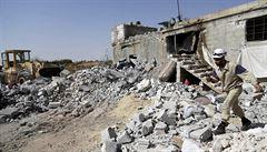 Šéf An-Nusry vyzval k útokům na pozice Asada. Kvůli ruským náletům