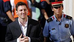 Pád superhvězdy? Španělský prokurátor žádá pro Messiho 22 měsíců vězení