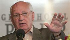 Být Putinem, jednal bych stejně, schválil Gorbačov anexi Krymu. Teď nesmí na Ukrajinu