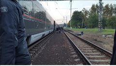 Policie zastavila railjet u Svitav. Hledali bombu, píší cestující na sítích