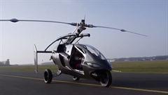 Létající automobily. Pokrok, nebo obrovský problém?
