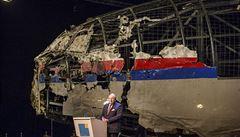 Boeing jsme nesestřelili my, ale Ukrajina, reaguje Rusko na závěry expertů tvrdících opak