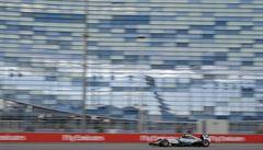 Rosberg odstartuje v Soči z prvního místa, Hamilton byl v kvalifikaci druhý