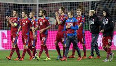 Češi se proti Turecku trápili, soupeře nasměrovala k výhře sporná penalta