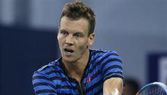 Jasná porážka. Berdych v Šanghaji uhrál proti Murraymu jen čtyři gemy