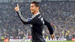 Jsem na neuvěřitelné úrovni, říká Ronaldo. Myslí si, že je nejlepší na světě