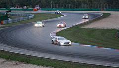 Malé Le Mans v Brně ovládli Češi a sychravé počasí