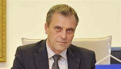 Olomoucký hejtman Rozbořil je prvním obviněným. Bude stíhán na svobodě