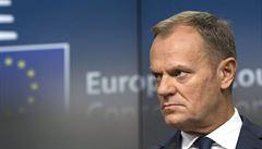 Tusk bude dál předsedou Evropské rady. Proti bylo pouze 'jeho' Polsko
