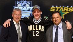 Útočník Faksa konečně dostane šanci v NHL. Z farmy si jej vytáhl Dallas