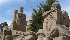 V Nizozemsku se můžete vyspat v hradu z písku. Jedna noc vyjde na 4000 korun