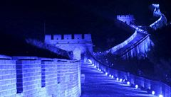 Památky po celém světě se rozsvítily modře. OSN slavila 70. výročí