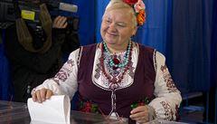 Skončily komunální volby na Ukrajině. Účast byla nízká