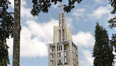Rožnovský kostelík v Naganu. Architekt David Vávra jde po českých stopách v Asii