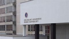 Cenu Jana Opletala získala Policejní akademie. Hájí svou nezávislost proti politikům