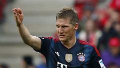 Přestup stvrzen. Schweinsteiger po 17 letech opouští Bayern, jde do United