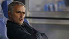 Mourinho si zase stěžoval na rozhodčí: Poškodil nás jako Skotsko na MS v ragby