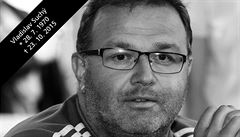 Smutek v Bohemians. Jeden z šéfů klubu Vladislav Suchý ve 45 letech nečekaně zemřel