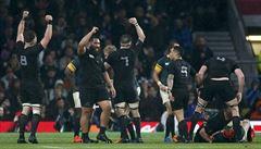 All Blacks jsou ve finále. Zdolali JAR a útočí na historickou obhajobu