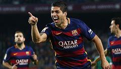 Výročí oslavil hattrickem. Suárez je pro Barcelonu nenahraditelný