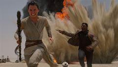 Jaký bude sedmý díl Star Wars? Podívejte se na nový trailer