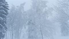 Z finského a švédského Laponska jsou hlášeny čtyřicetistupňové mrazy