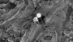 Ruská letadla udeřila u hranic s Tureckem. Zabila 45 lidí, tvrdí syrská opozice