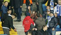 Reakce na surový rasistický incident? Kyjev chce tribunu jen pro černochy