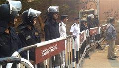 Útok ve stínu pyramid: ozbrojenci stříleli po turistech v egyptské Gíze