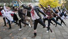 Lékařský časopis varuje před zombie epidemií. Přenos pokousáním, symptomy do pár sekund