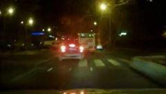 Další policejní honička v Praze. Řidič ale nakonec utekl