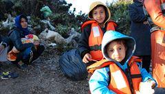 Slovenská policie zadržela tři rumunské převaděče s 35 migranty. Mířili do Německa